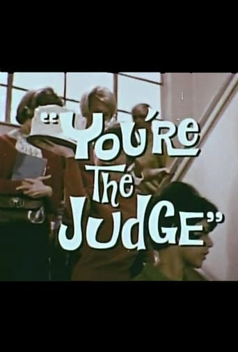 Poster of You're the Judge