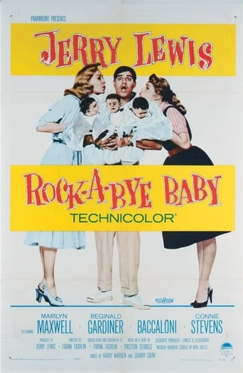 Poster of Rock-a-Bye Baby