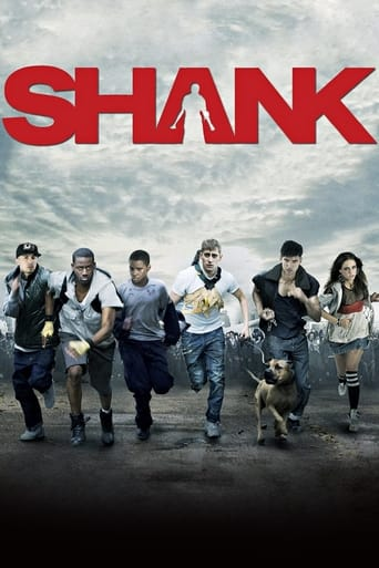 Poster of Shank