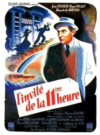 Poster of L'Invité de la onzième heure