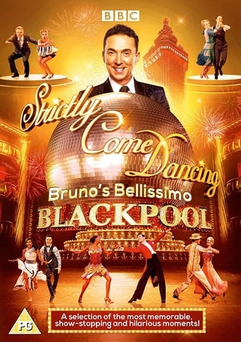 Poster of Strictly Come Dancing - Bruno's Bellissimo Blackpool