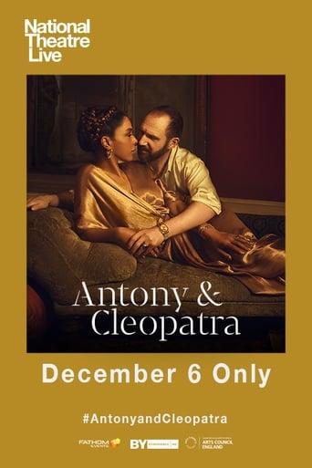NT Live: Antony & Cleopatra poster