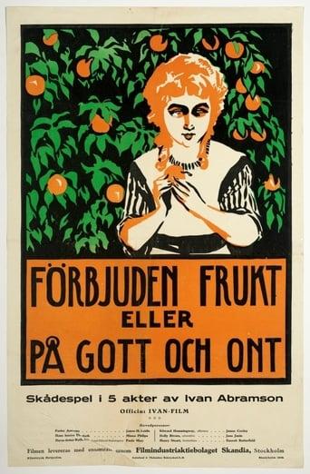 Poster of Forbidden Fruit