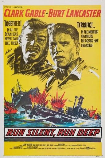 Poster of Run Silent, Run Deep