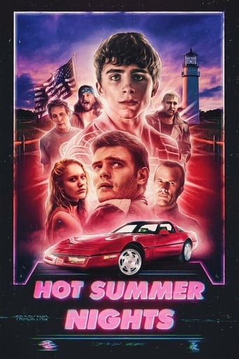 Poster of Hot Summer Nights