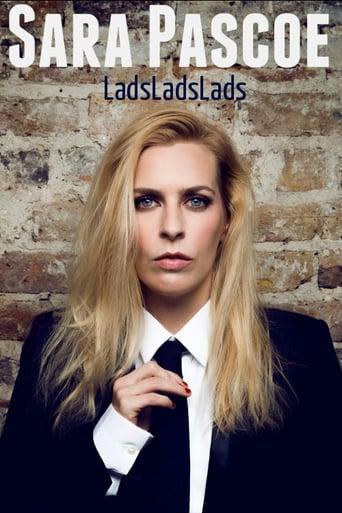 Poster of Sara Pascoe Live: LadsLadsLads