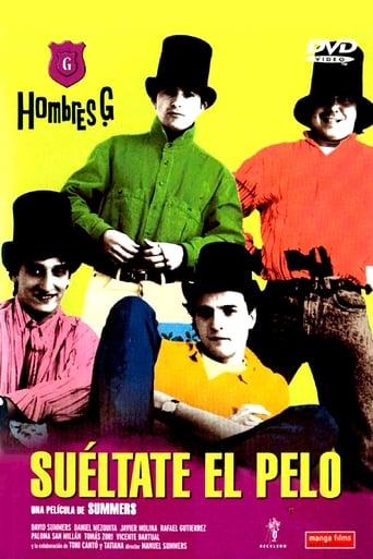 Poster of Suéltate el pelo
