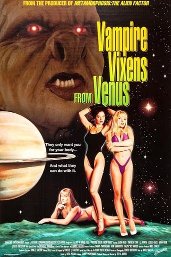 Poster of Vampire Vixens from Venus