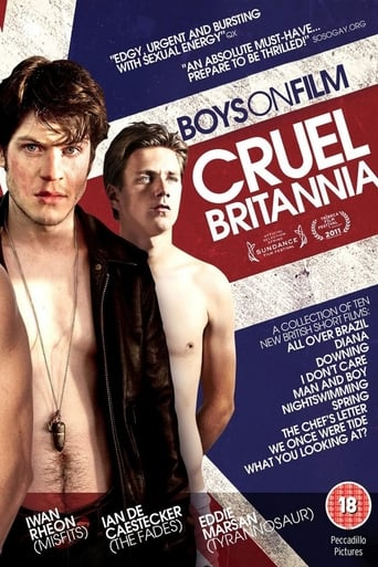 Poster of Boys On Film 8: Cruel Britannia
