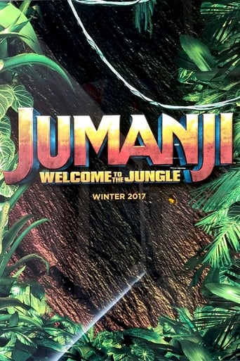 Poster of Jumanji: Bienvenue dans la Jungle