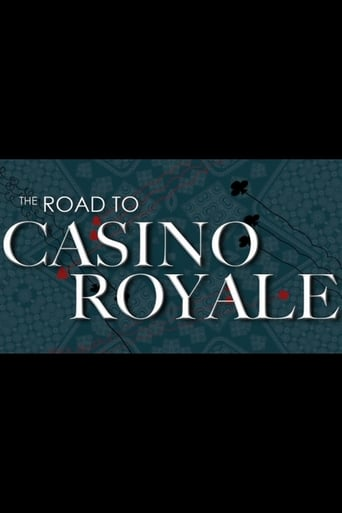 Poster of The Road to Casino Royale