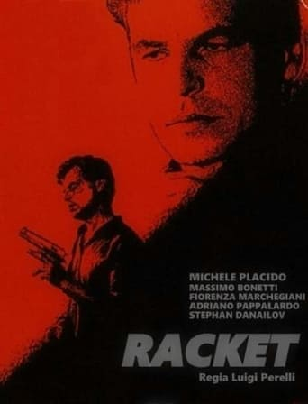 Poster of Racket