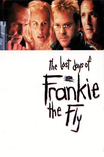 Poster of The Last Days of Frankie the Fly