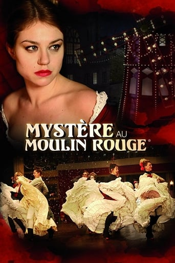 Poster of Mystery at Moulin Rouge