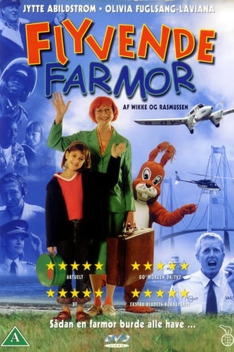 Poster of The Flying Granny