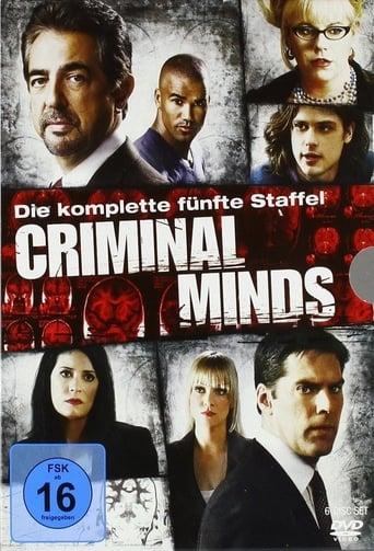 Filmposter von Criminal Minds