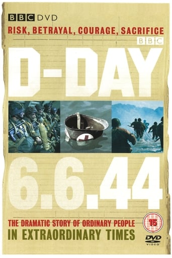Poster of D-Day 6.6.1944