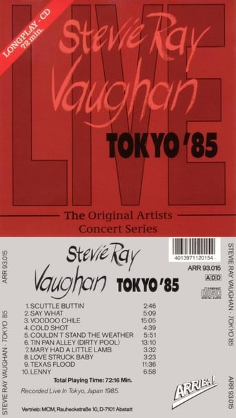 Poster of Stevie Ray Vaughan: Live In Tokyo
