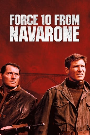 Poster of Force 10 from Navarone