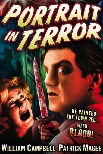 Poster of Portrait in Terror