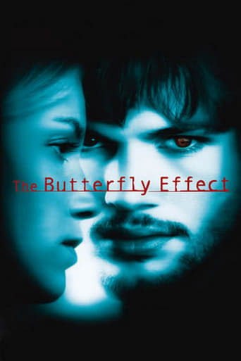 Poster of The Butterfly Effect