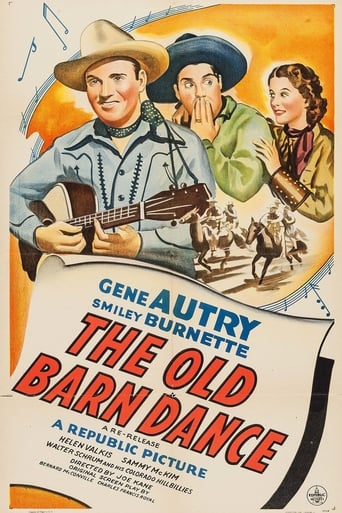 Poster of The Old Barn Dance