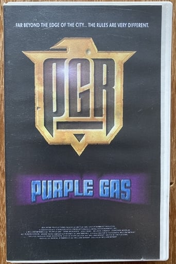 Poster of Purple Gas