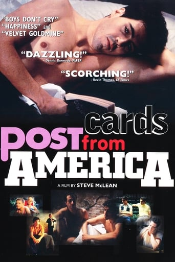 Poster of Postcards from America