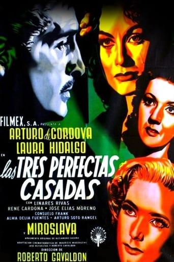Poster of Las tres perfectas casadas