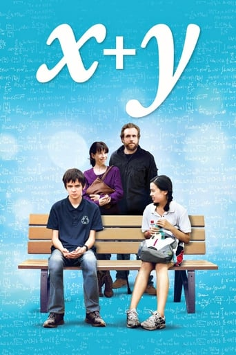Poster of X+Y