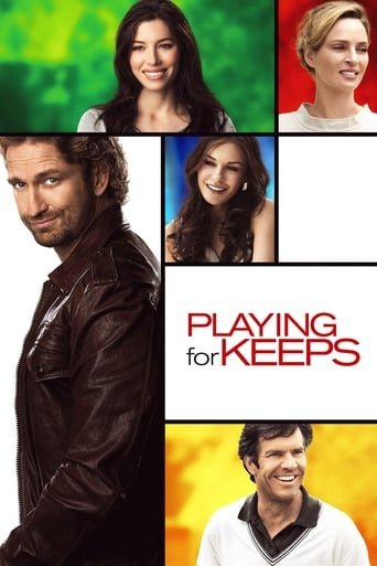 Poster of Playing for Keeps