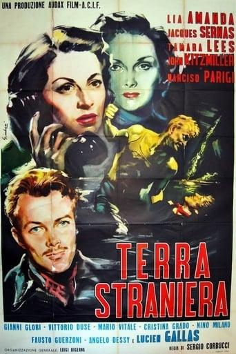 Poster of Terra straniera