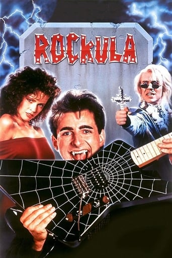 Poster of Rockula
