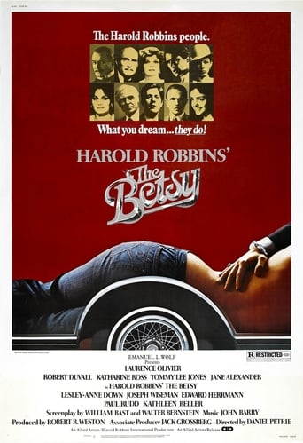 Poster of The Betsy