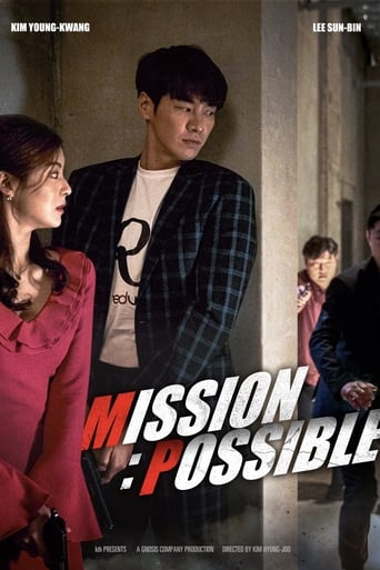 Poster of Mission: Possible