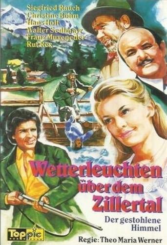 Poster of Wetterleuchten über dem Zillertal