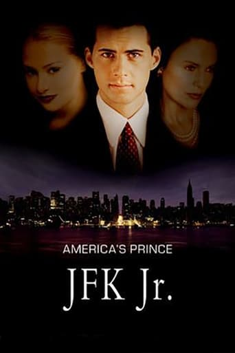Poster of America's Prince: The John F. Kennedy Jr. Story