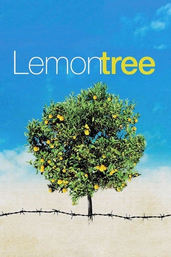 Poster of Lemon Tree