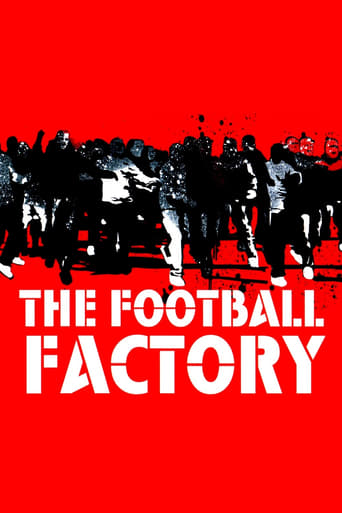 Poster of The Football Factory