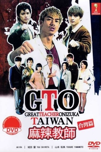 Poster of GTO in Taiwan