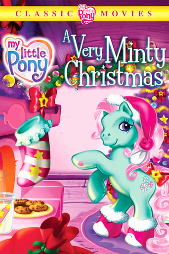 Poster of My Little Pony: A Very Minty Christmas