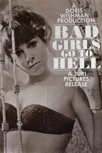 Poster of Bad Girls Go to Hell