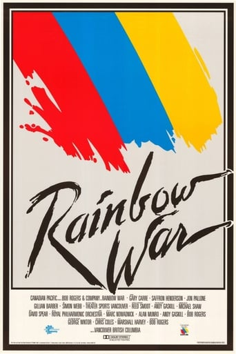 Poster of Rainbow War