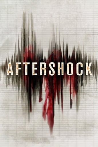 Poster of Aftershock