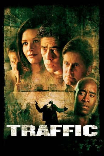 Poster of Traffic