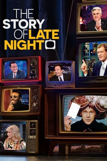 Poster of The Story of Late Night
