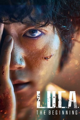 Poster of L.U.C.A.: The Beginning