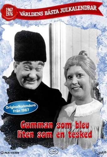Poster of Gumman som blev liten som en tesked
