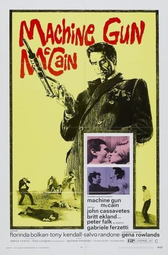Poster of Machine Gun McCain