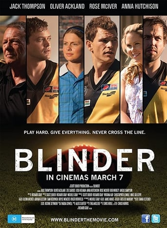 Poster of Blinder